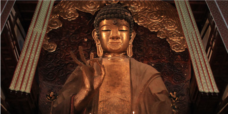 Gifu Great Buddha (Shohoji Temple)