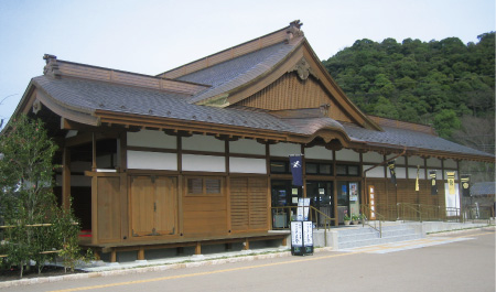 ( Tourist sites) Gifu Park General Information Center
