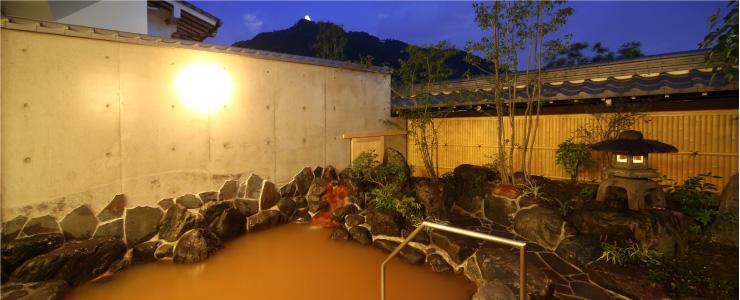長良川温泉の湯